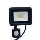 Foco proyector con sensor