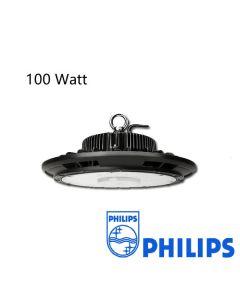 Campana Led UFO 100W Regulable con driver Philips 125L / W IP65