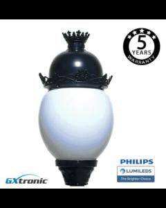 Farola Avenida Aluminio LED 40W LUMILEDS