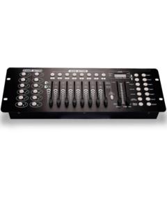 Panel de control para iluminación DMX512 -192 canales