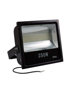 Foco proyector LED 250W 90L/W IP66 resistente al agua